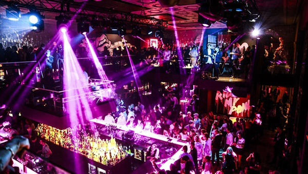 Ms Collins Melbourne's Best Nightclubs