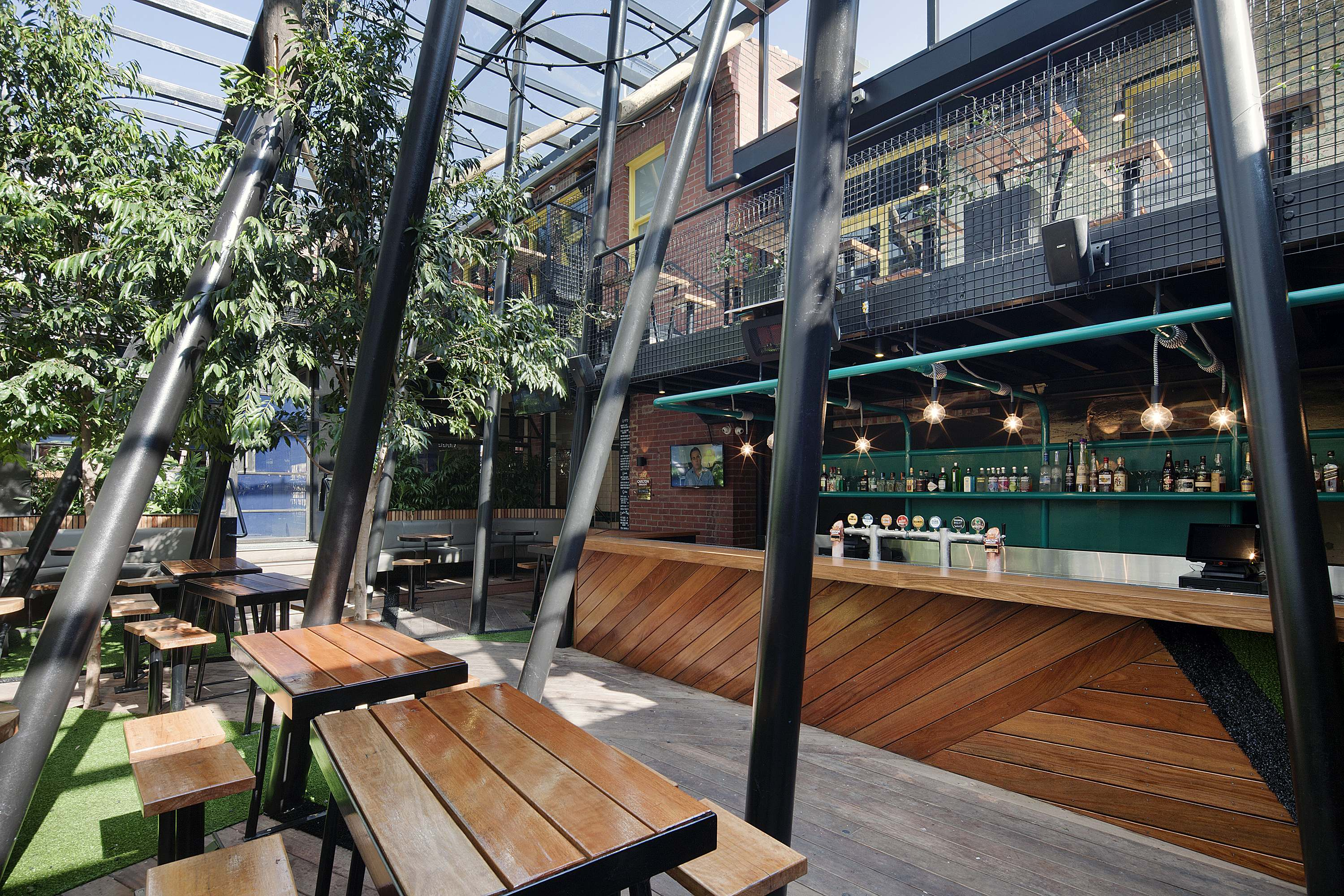 Melbourne S Best Beer Gardens