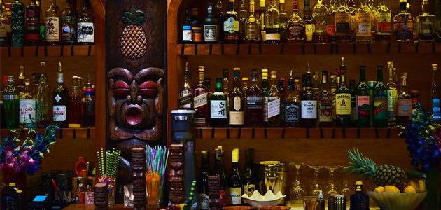 Jacoby's Tiki Bar Themed Bars