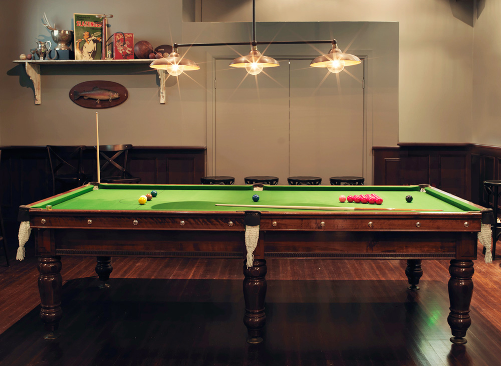 York 75 Pool Tables