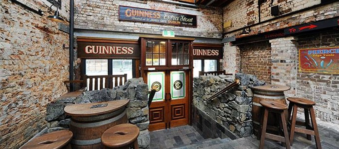 Norton's Irish Pubs