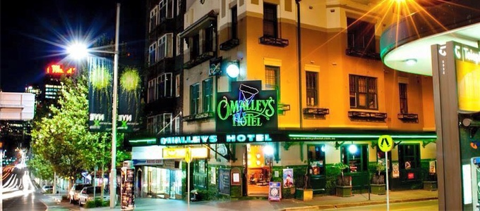 O'Malley's Irish Pubs