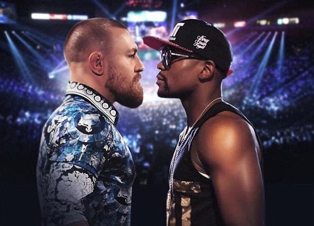 McGregor vs Mayweather Fight @ various venues To Do In August