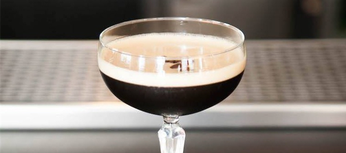 The Sackville Hotel Unique Espresso Martinis